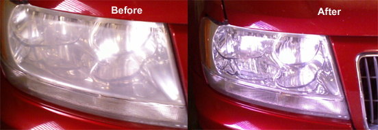 headlight restoration near me